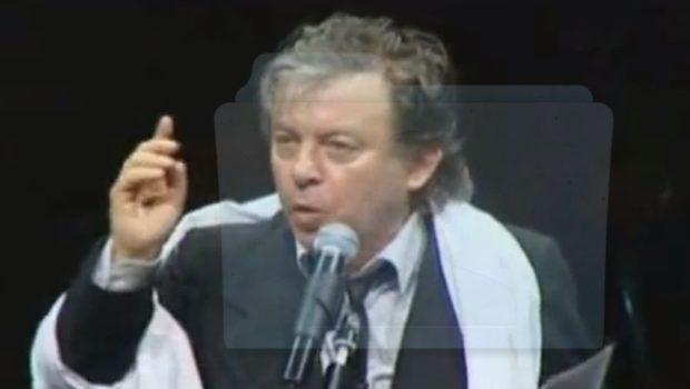 Lettera agli ateniesi: Paolo Rossi