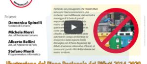 Piano Regionale Rifiuti 2014-2020