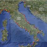 Legambiente mappa qualità ACQUE e segnalazione presenza scarichi fognari