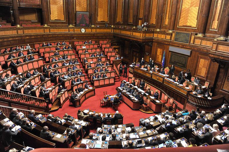 Il luogo principe per esercitare Etica Pubblica: il Parlamento!
