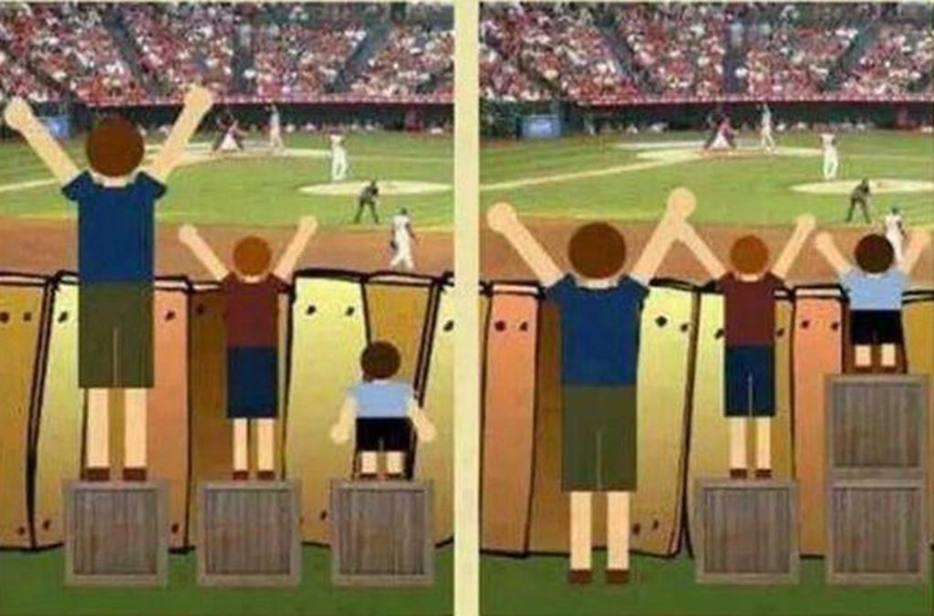 Quando Etica Pubblica vuol dire equità, equilibrio, non solo uguaglianza