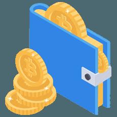 wallet portafoglio criptovalute