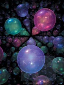 multiversi, infiniti universi, ogni Universo con la sua serie di leggi fisiche